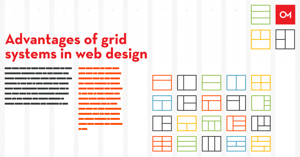 Advantages Of Grid Systems In Web Design Oozle Media