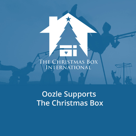 Oozle Supports the Christmas Box