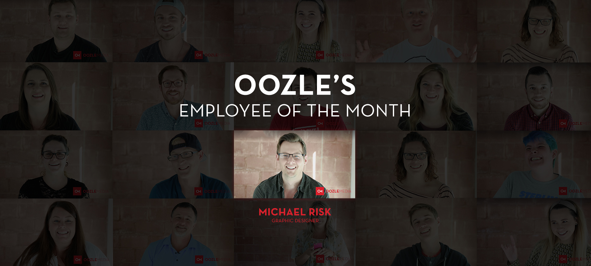Employee of the Month - michael risk