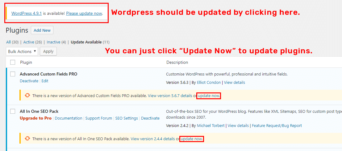 the dos and don ts of wordpress security oozle media