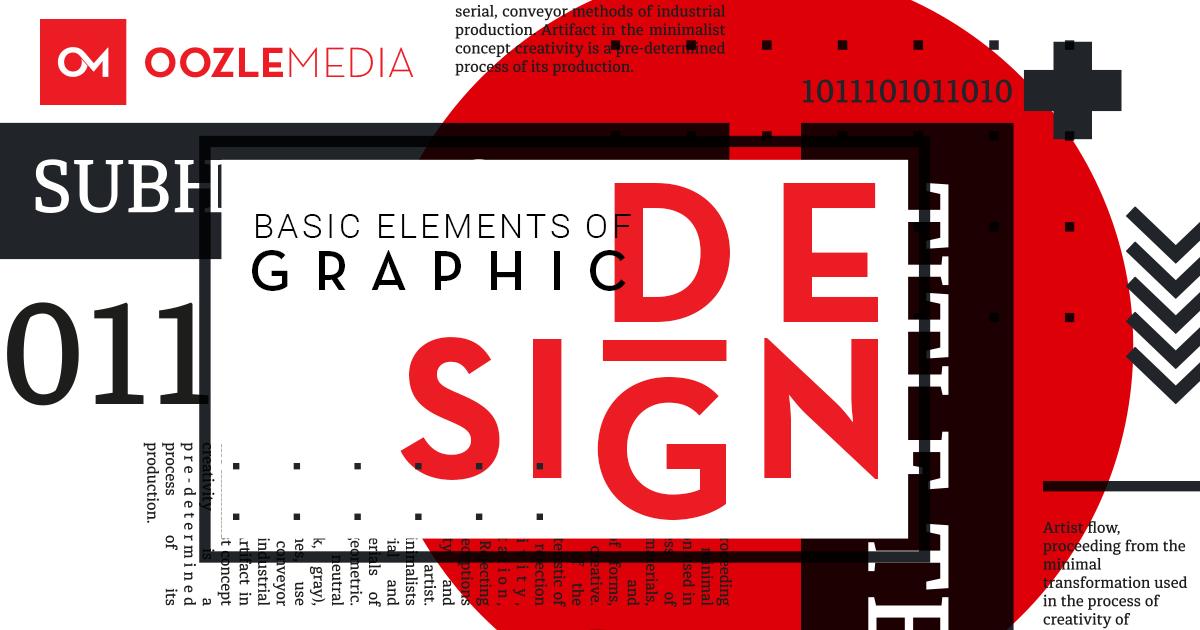 Basic Elements Of Graphic Design