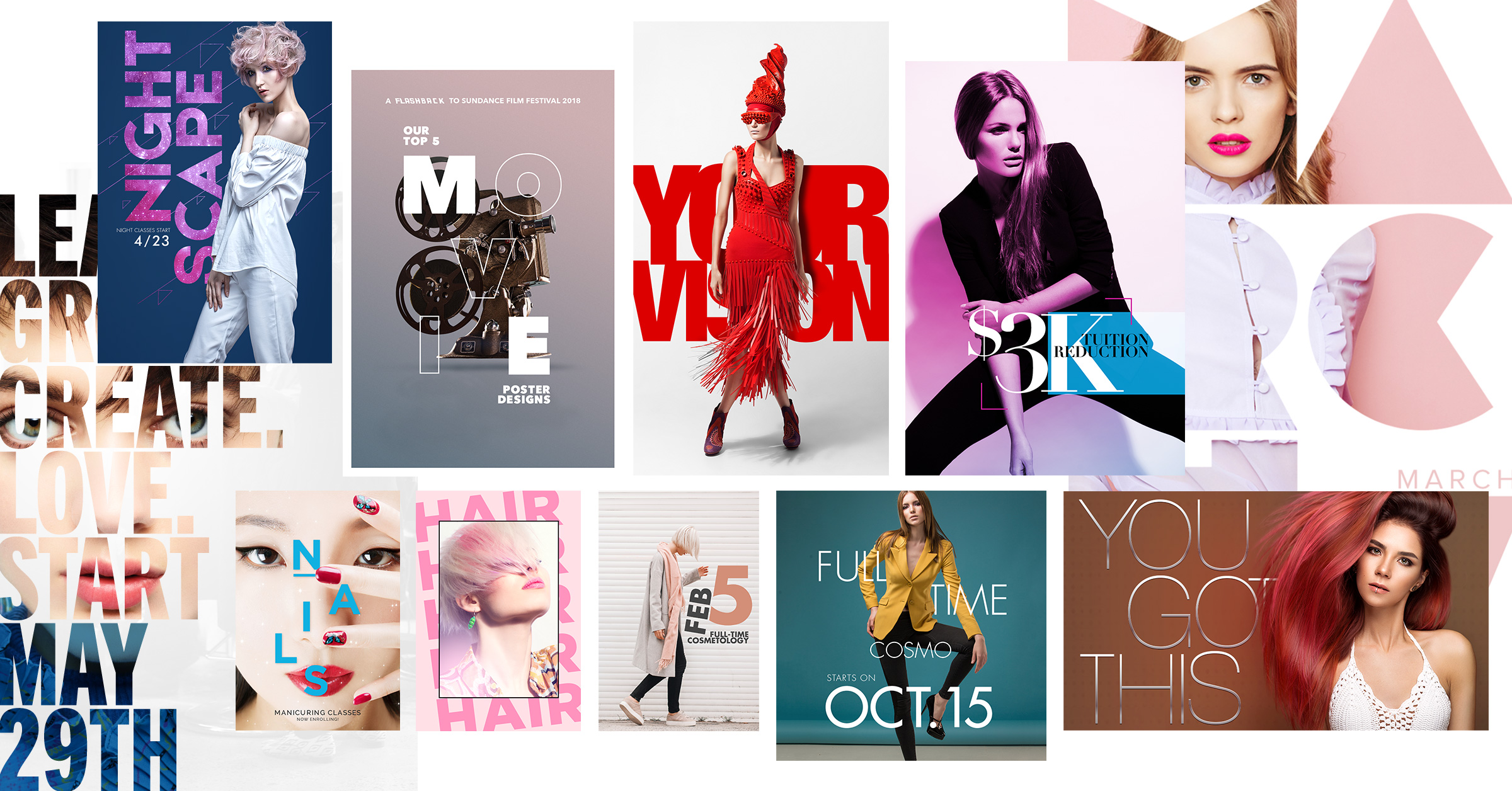 Graphic Design Trends For 2019 Oozle Media