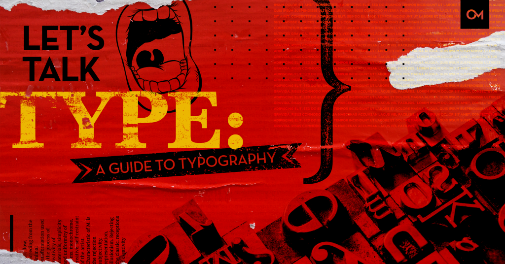 Let S Talk Type A Guide To Typography Oozle Media