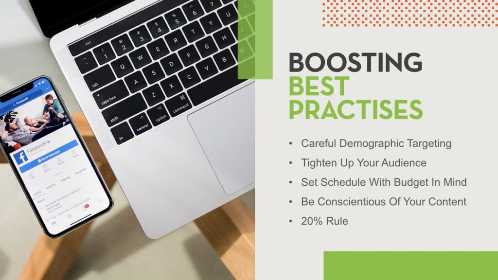 Boosting best practices.