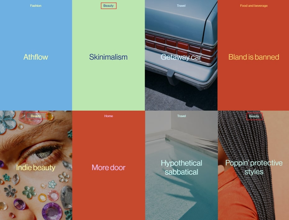 Pinterest's Trend Predictions for 2021