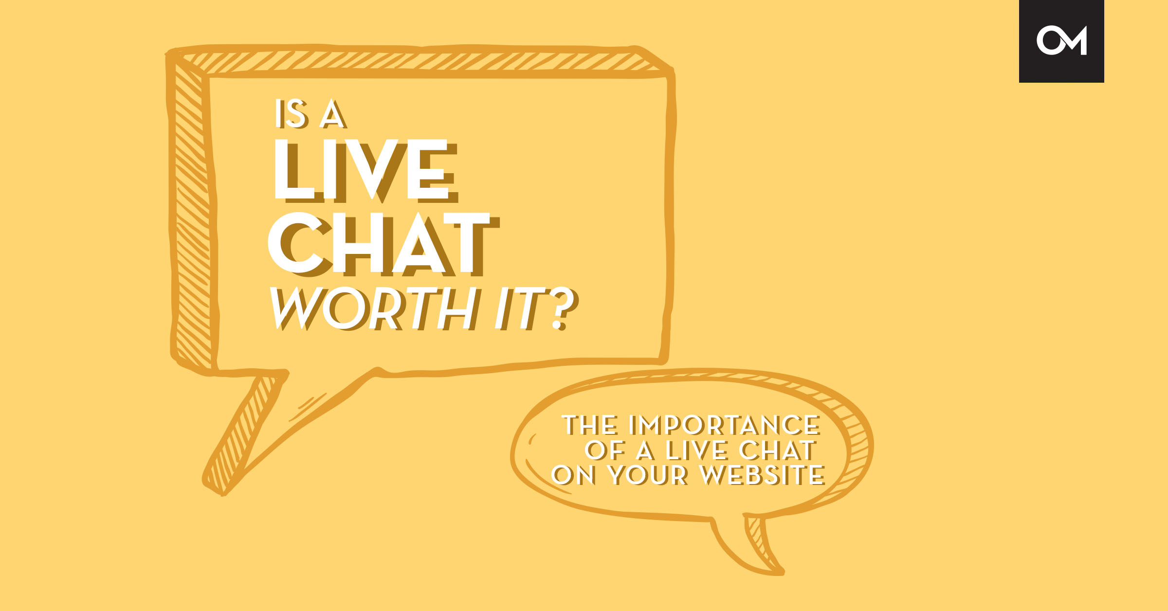 Is a live chat worth it? The importance of a live chat on your website